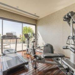 Hotel Barcelona Center фитнесс-зал фото 2