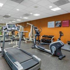 Отель Comfort Suites Manassas Battlefield Park фитнесс-зал фото 3