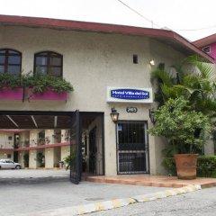 Hotel Villa Del Sol банкомат