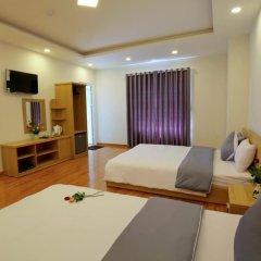 Отель Magnolia Dalat Villa Далат сейф в номере