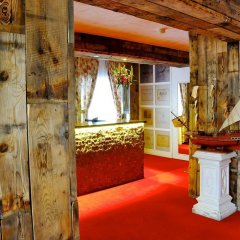 Отель Villa St. Tropez Прага ванная