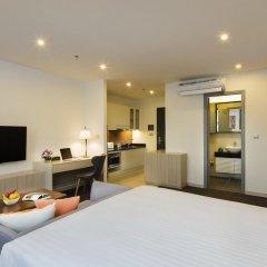 Апартаменты Oakwood Apartments Ho Chi Minh City удобства в номере фото 2