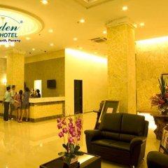 Отель De Garden Hotel, Butterworth Малайзия, Баттерворт - отзывы, цены и фото номеров - забронировать отель De Garden Hotel, Butterworth онлайн спа фото 2