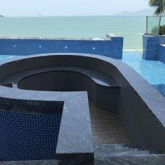 Boton Blue Hotel & Spa бассейн