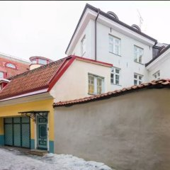 Апартаменты Tallinn City Apartments Toompea Old Town парковка