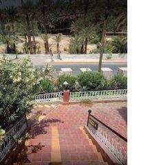 Отель Zagour Марокко, Загора - отзывы, цены и фото номеров - забронировать отель Zagour онлайн балкон