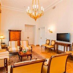 Гостиница Петровский Путевой Дворец комната для гостей фото 2