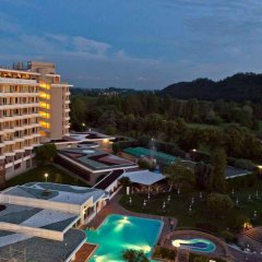Отель Splendid Италия, Гальциньяно-Терме - 3 отзыва об отеле, цены и фото номеров - забронировать отель Splendid онлайн бассейн