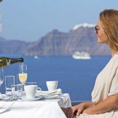 Отель Santorini Princess Presidential Suites Греция, Остров Санторини - отзывы, цены и фото номеров - забронировать отель Santorini Princess Presidential Suites онлайн питание фото 2