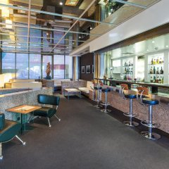 Отель Holiday Inn Lisbon Continental гостиничный бар фото 2