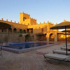 Отель Kasbah Azalay Merzouga Марокко, Мерзуга - отзывы, цены и фото номеров - забронировать отель Kasbah Azalay Merzouga онлайн бассейн фото 2