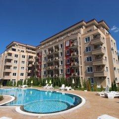 Отель Menada VIP Zone бассейн