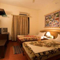 Отель Chitwan Adventure Resort Непал, Саураха - отзывы, цены и фото номеров - забронировать отель Chitwan Adventure Resort онлайн комната для гостей