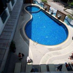 Отель First Residence Hotel Таиланд, Самуи - 4 отзыва об отеле, цены и фото номеров - забронировать отель First Residence Hotel онлайн бассейн фото 2