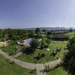 The Sher Garh Resort in Sawai Madhopur, India from 136$, photos, reviews - zenhotels.com balcony
