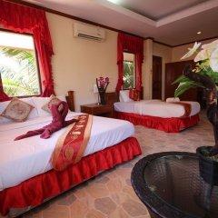 Отель Lanta Nature House Ланта в номере