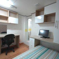 Отель Simple House Apgujeong Южная Корея, Сеул - отзывы, цены и фото номеров - забронировать отель Simple House Apgujeong онлайн комната для гостей
