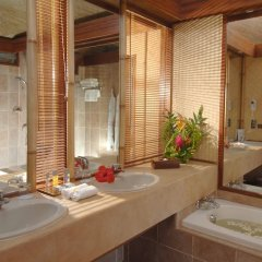 Отель InterContinental Resort and Spa Moorea ванная фото 2