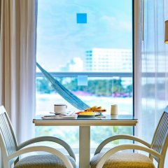 Отель Occidental Costa Cancún All Inclusive Мексика, Канкун - 12 отзывов об отеле, цены и фото номеров - забронировать отель Occidental Costa Cancún All Inclusive онлайн удобства в номере