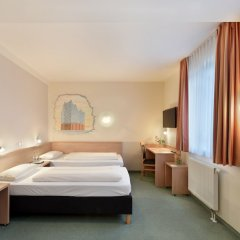Отель Meinhotel Гамбург комната для гостей фото 5