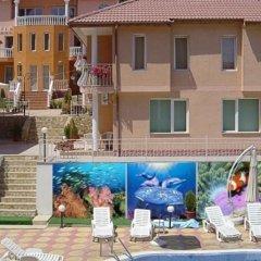 Aquarelle Hotel & Villas бассейн фото 2