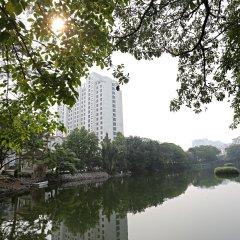 Auco Hotel Ханой приотельная территория