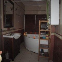 Double Plus Hostel Novoslobodskaya Москва ванная