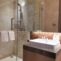 Отель Magnolias Ratchadamri Boulevard Бангкок ванная