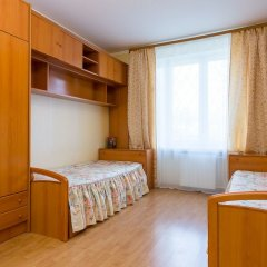 Отель Holiday Europa Green Area Москва комната для гостей фото 3