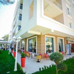 Отель Sandy Beach Resort Албания, Голем - отзывы, цены и фото номеров - забронировать отель Sandy Beach Resort онлайн вид на фасад
