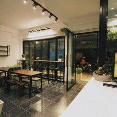 Mint Hostel балкон