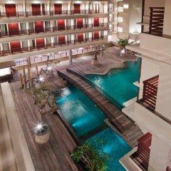 Sun Island Hotel Kuta балкон