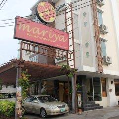 Отель Mariya Boutique Residence Бангкок фото 18