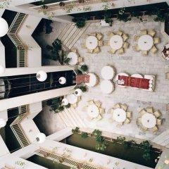 Отель Firas Palace Hotel Иордания, Амман - отзывы, цены и фото номеров - забронировать отель Firas Palace Hotel онлайн интерьер отеля фото 2