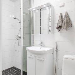 Апартаменты Helsinki South Central Apartments ванная фото 2