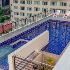 Отель Citismart Residence Таиланд, Паттайя - отзывы, цены и фото номеров - забронировать отель Citismart Residence онлайн бассейн фото 2