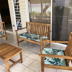 Отель TAHITI - Poeheivai Beach Французская Полинезия, Папеэте - отзывы, цены и фото номеров - забронировать отель TAHITI - Poeheivai Beach онлайн балкон фото 2