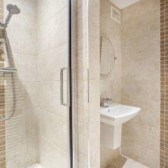 Апартаменты Fountains View Apartment ванная