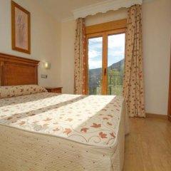 Отель La Higuera Испания, Гуэхар-Сьерра - отзывы, цены и фото номеров - забронировать отель La Higuera онлайн комната для гостей фото 5