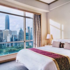 Отель Garden View Hong Kong комната для гостей