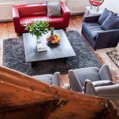 Отель Nieuwmarkt Area Нидерланды, Амстердам - отзывы, цены и фото номеров - забронировать отель Nieuwmarkt Area онлайн гостиничный бар