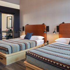 Отель Moxy Columbus Short North США, Колумбус - отзывы, цены и фото номеров - забронировать отель Moxy Columbus Short North онлайн комната для гостей фото 5