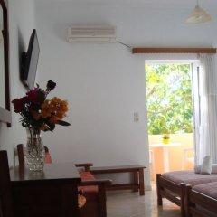 Отель Athina Греция, Милопотамос - отзывы, цены и фото номеров - забронировать отель Athina онлайн комната для гостей фото 2