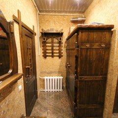 Отель Russkaya Skazka Санкт-Петербург сауна