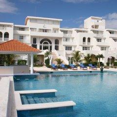 Отель Casa Turquesa Мексика, Канкун - 8 отзывов об отеле, цены и фото номеров - забронировать отель Casa Turquesa онлайн бассейн