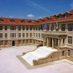 Отель Anastazia Luxury Suites & Rooms балкон
