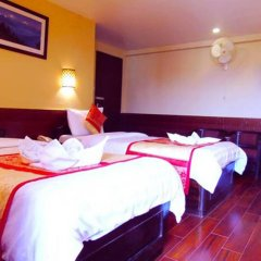 Отель View Point Непал, Покхара - отзывы, цены и фото номеров - забронировать отель View Point онлайн комната для гостей фото 5
