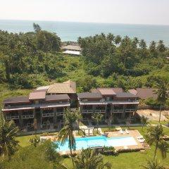 Отель Lanta Infinity Resort Ланта пляж