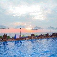 Отель Galle Face Hotel Шри-Ланка, Коломбо - отзывы, цены и фото номеров - забронировать отель Galle Face Hotel онлайн бассейн фото 3