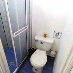 Отель Hostal Pajara Pinta ванная